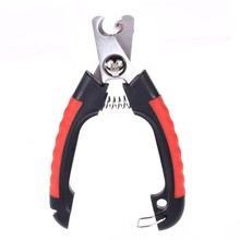 Stainless Steel Pet Nail Clipper Cutter Professional Animal Pet Grooming Scissors for Small Medium Puppy Cats Dogs Accessories