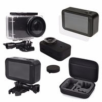 Storage Bag Waterproof Housing Case Frame Shell Cover Skin Case Cover Lens Cap Protector Film For