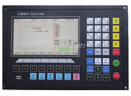 F2100B CNC plasma cutting controller 2 axis cutting counter