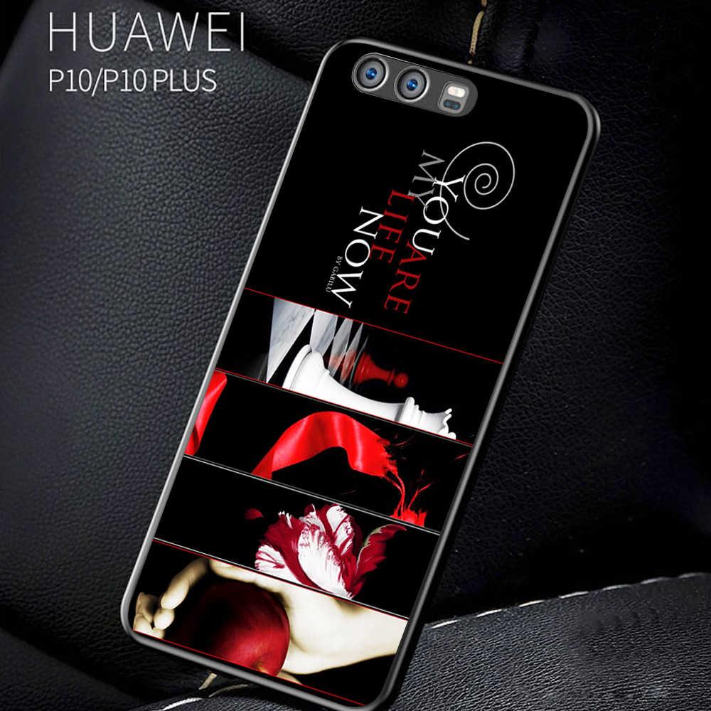 プリント Tpu シリコンバック Huawei 社 P20 プロ huawei 社 P8 P9 P10 Lite P20L Mate10 M20 Pro の P スマート 2019 電話バックバンパー