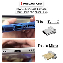 Magnetic Cable for iPhone