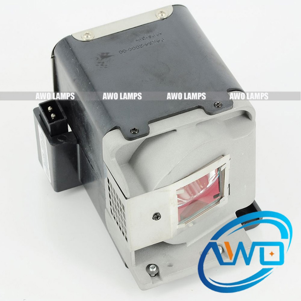 AWO Replacement RLC-049 Projector Lamp with Housing for VIEWSONIC PJD6241/PJD6381/PJD6531W rlc 049 rlc049 replacement projector lamp for viewsonic pjd6241 pjd6381 pjd6531w