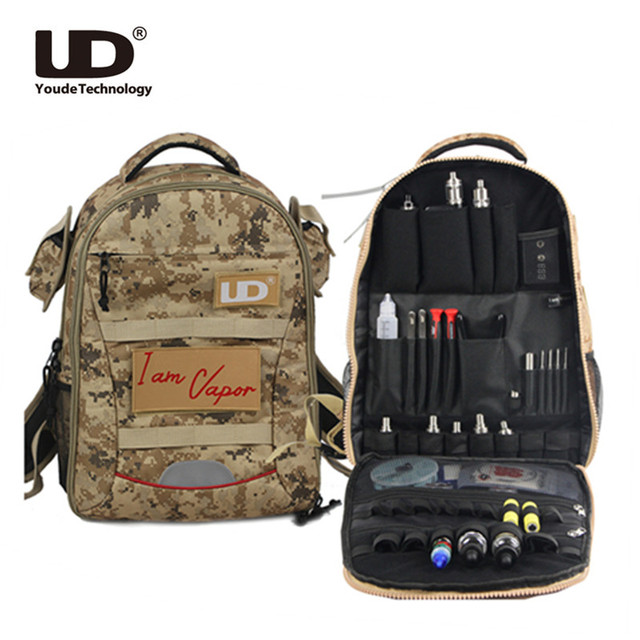 Ud Vapor S Pack For Vape Collect Ecigs Outdoor Travel Bag Sports Backpack Ipad Mini Macbook