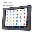 10.1 Дюймов Оригинальный 1 ГБ 32 ГБ Android Quad Core Tablet pc Android 5.0 1 Г RAM ipsROM HDMI Bluetooth Планшетный Пк Поддержка Видео выход