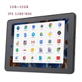 10.1 Polegada Original 1 GB 32 GB Android Quad Core Tablet pc Android 5.0 1G RAM ipsROM HDMI Bluetooth Tablets Pc Suporte De saída de Vídeo