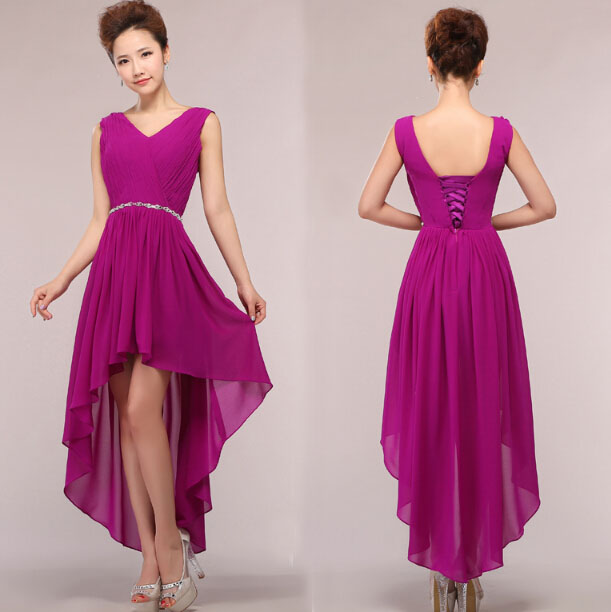 Compare Prices on Purple Cocktail Dress- Online Shopping/Buy Low ...