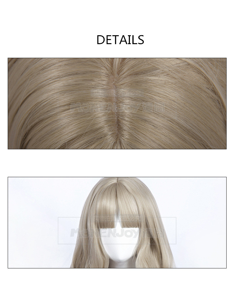 DARLING in the FRANXX KOKORO CODE:556 Long Hair Cosplay Wig With Hairnet