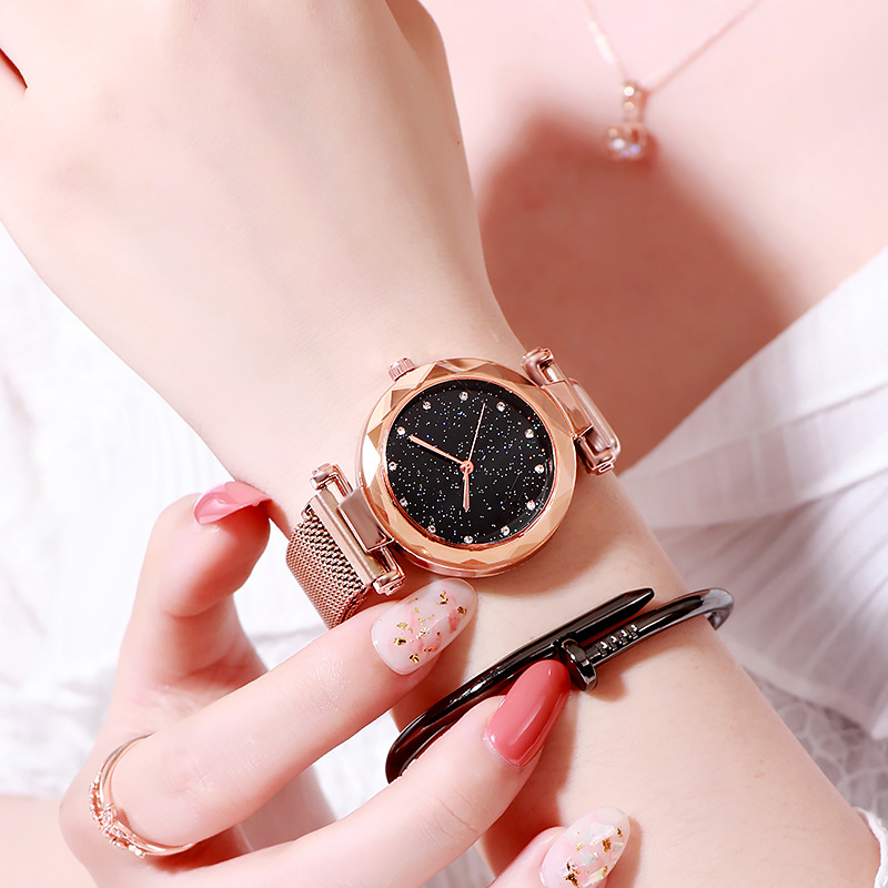 Kids Luxury Quartz WristWatch Fashion Stainless Steel Hours Watches Children Wrist Watch Gift For Girls Clock Relogio Infantil