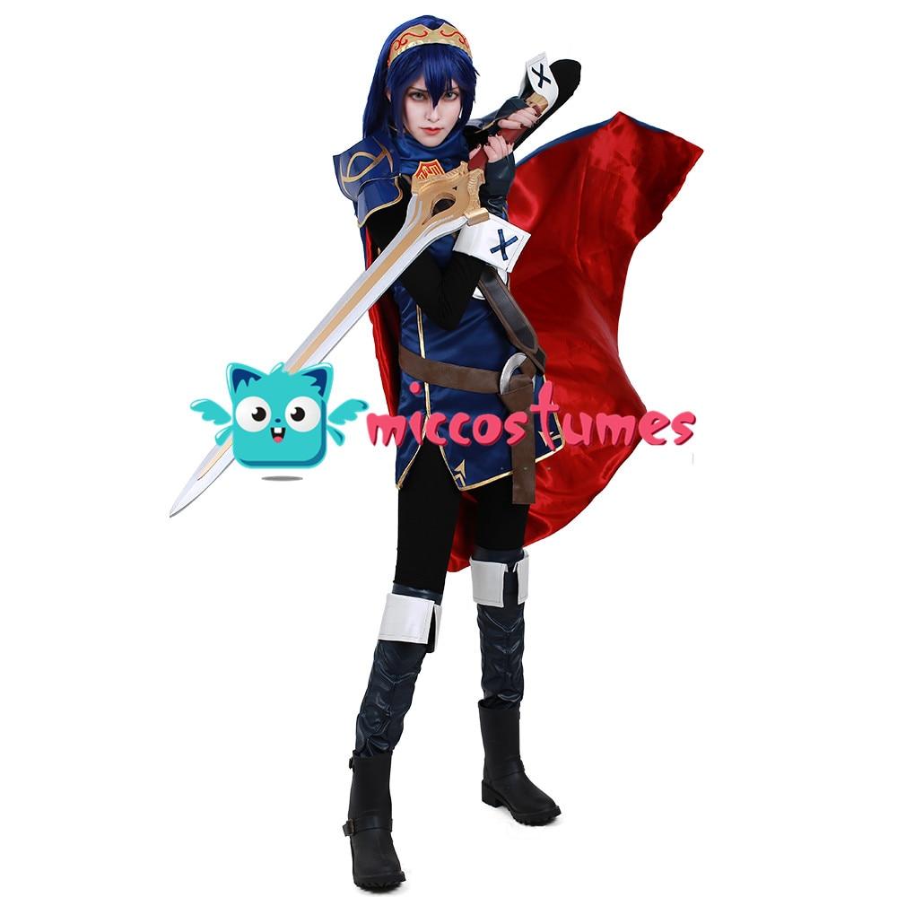 Fire Emblem Awakening Lucina Cosplay Costume