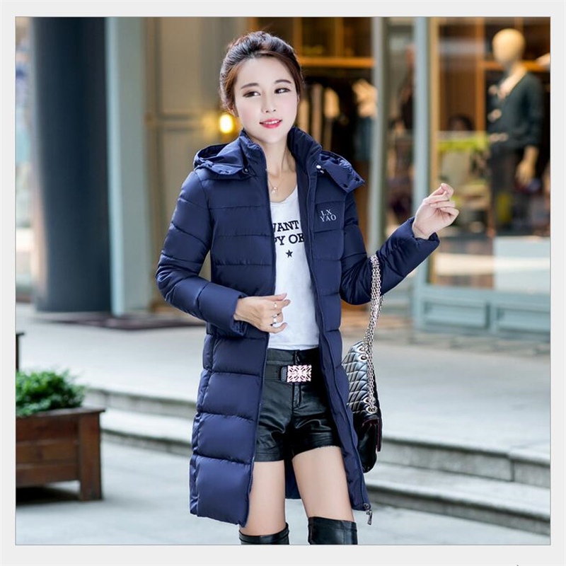 Winter Jacket Women New Coats & Jackets Hooded Fashion Warm Down& Parkas Long Style Outwear Thick Winter Jacket Women Coat 16452 geckoistail 2017 new fashional women jacket thick hooded outwear medium long style warm winter coat women plus size parkas