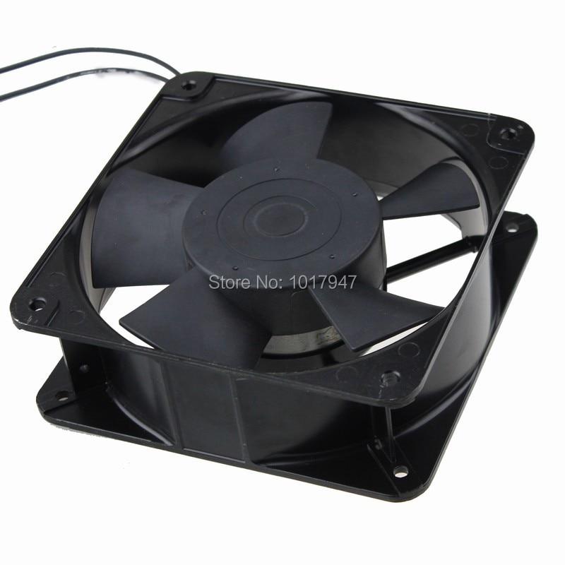 2 pièces lot 2 fils 220 V 240 V 18 cm 180mm x 60mm boule industrielle échappement AC ventilateur de refroidissement
