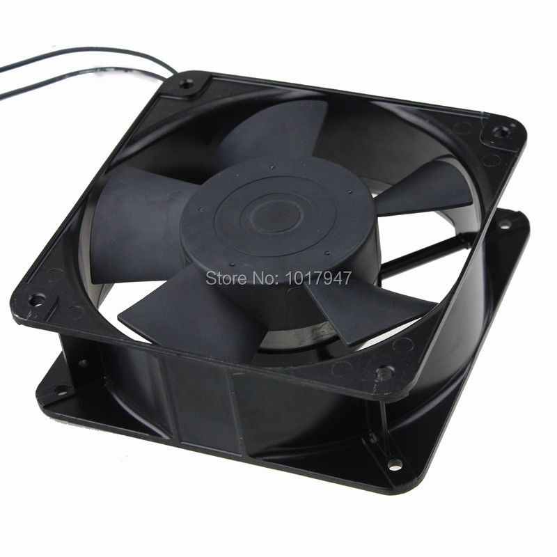 2Pieces lot 2Wire 220V 240V 18cm 180mm x 60mm Ball Industrial Exhaust AC Cooling Fan franke fgc 925 xs