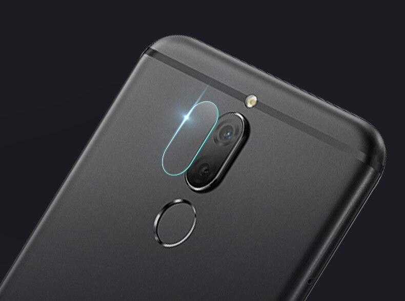 2 Pack,Clear Ultra HD Back Camera Lens Tempered Glass Screen Protector film for huawei Maimang 6/Mate 10 Lite/Nova 2i/Honor 9i