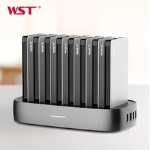 WST Power Bank Station 8PCS 8000mAh Multiple Power
