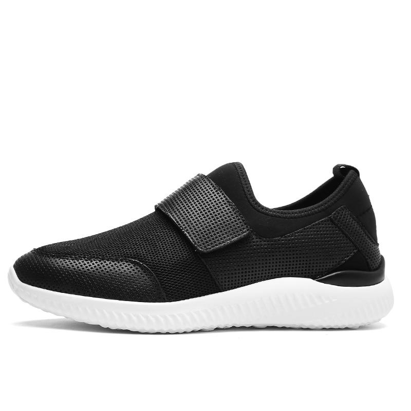 Casual Formateurs Printemps Appartements Hommes Chaussures De Slip Gx3 Mesh Black Respirant Mocassins Sneaker Automne Eau on Air Mode 7RFx7