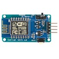 ESP8266 ESP-12 module Serial WiFi Wireless Transceiver Adapter Board with Antenna Compatible 3.3V/5V for Arduino