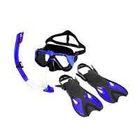 /Nova Nadadeiras de Mergulho de Combinação Definir Anti Nevoeiro Óculos Máscara Snorkel Tubo Barbatanas Nadadeiras de Mergulho Nadadeiras De Mergulho Para Os Homens mulheres que Nadam Scubas