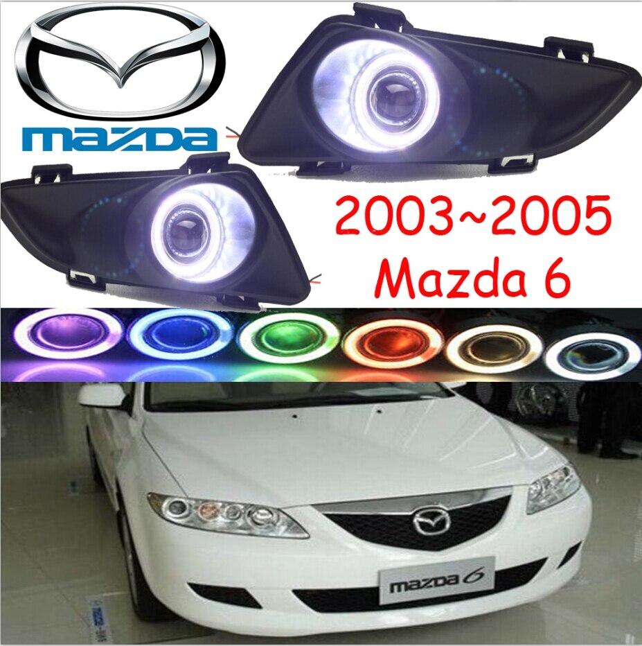купить MAZD6 fog light 2003~2005 Free ship!MAZD 6 daytime light,2ps/set+wire ON/OFF:Halogen/HID XENON+Ballast,MAZD6 по цене 7176.32 рублей