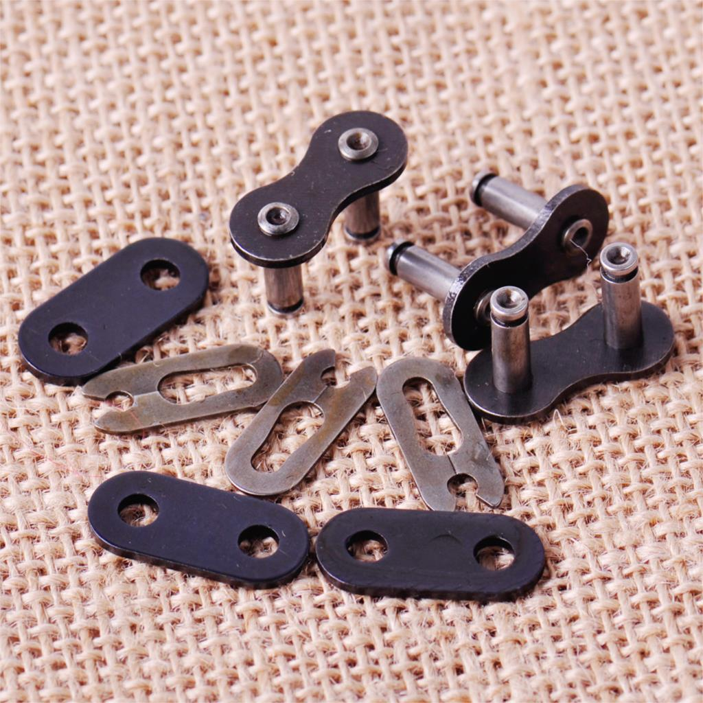 30 Sets 415 Chain Master Link For 80cc 2 Stroke Motorized Bicycle Motorised Bike