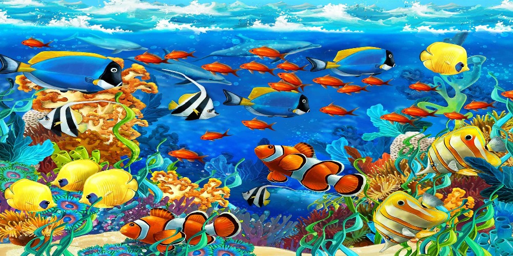 Fishes Finding Nemo Towel Adults Beach Shower Towels Home Decor Fitness Bathroom Bath Towel Kids Face