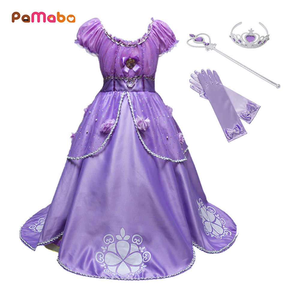 a0c88caefd Detail Feedback Questions about PaMaBa Elegant Children Girls Sofia ...