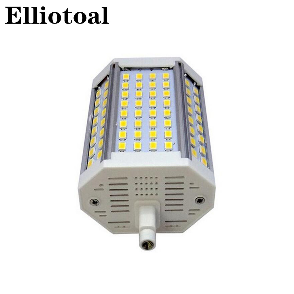 Dimmable LED R7S 30W 118MM Dimmable led lamp J118 R7S bulb smd5730 NO FAN replace halogen lamp warm white cold whiteDimmable LED R7S 30W 118MM Dimmable led lamp J118 R7S bulb smd5730 NO FAN replace halogen lamp warm white cold white
