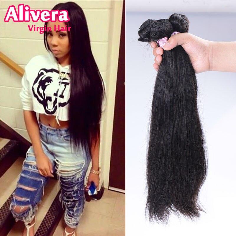 8 42 Inch 3pcs Lot 10a Brazilian Virgin Hair Straightmixed Length8