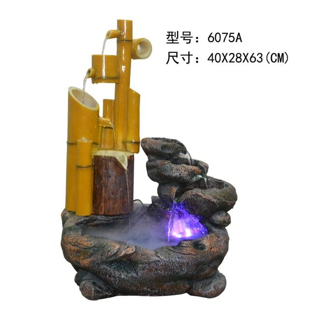 Desktop Büro Feng Shui Brunnen Wasserspiel Wasser Handwerk Ornamente
