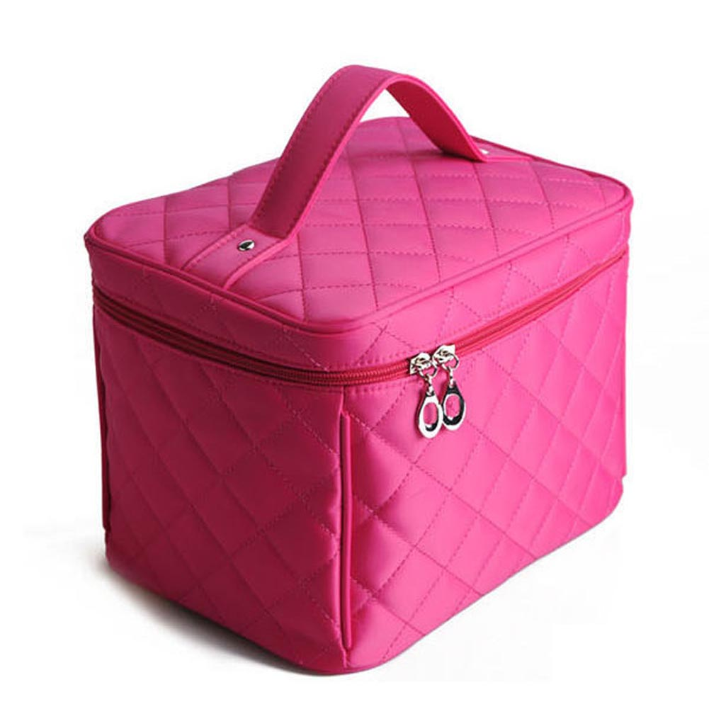 lady makeup organiser cosmetic container pouch case box large capacity portable toiletry travel bag girl 88 lby2017in cosmetic bags u0026 cases from luggage