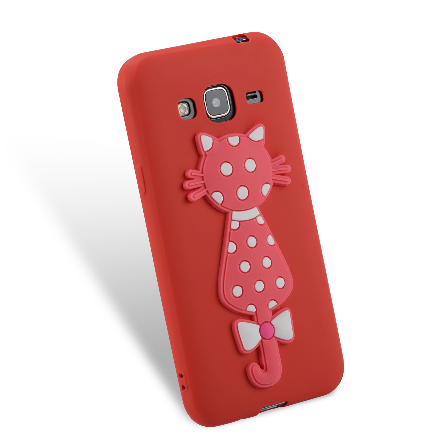 Silicone TPU Cute Cartoon Soft Phone Case Kryty Shell Cover For Samsung Samsug Sumsung Galax J3 2016 J 310