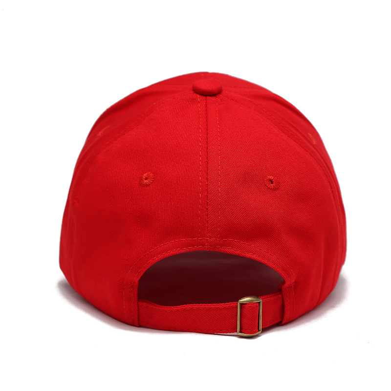 Forrest Gump legend red hat canvas popular games gifts fashion baseball cap  for men and women-in Baseball Caps from Men s Clothing   Accessories on ... 44a37cbfc033