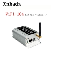 LTECH WiFi-104 Технические параметры светодиодный контроллер Wi-Fi входное напряжение DC12V-24V