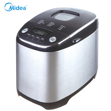 2016 newest midea Black bread maker 1.5L ABS plastic auto keep warm bread making machine 12 hours preset kitchen appliances