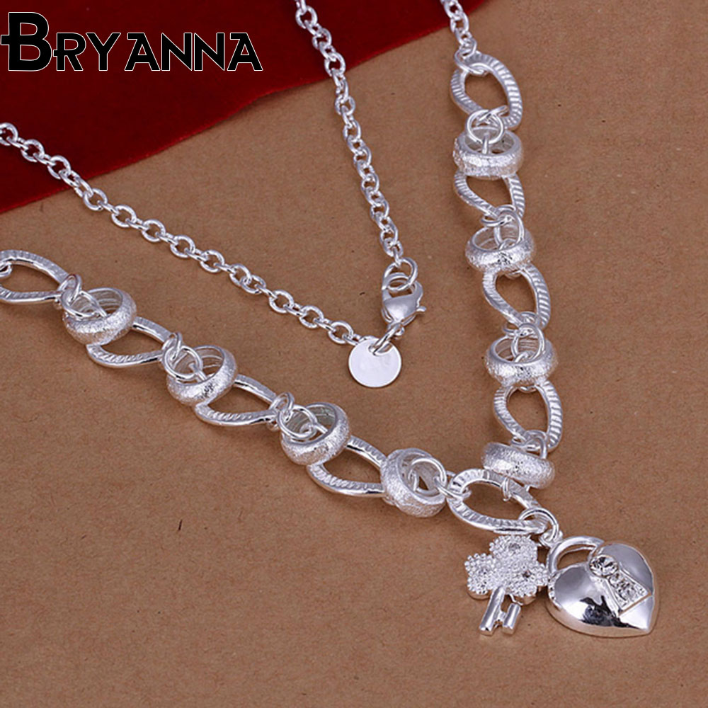 H016 Fashion Metal Necklace Baby Teetining Necklace