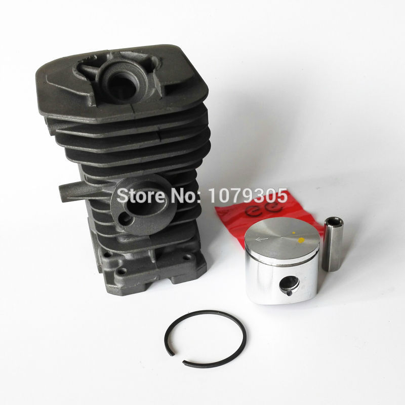 38MM Cylinder Piston Pin Ring FIT HUSQVARNA  137 chainsaw Craftsman Chain saw Motosega 38mm engine housing cylinder piston crankcase kit fit husqvarna 137 142 chaisnaw