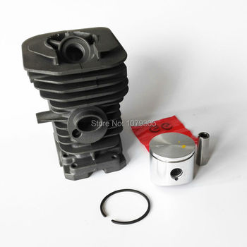 38MM Cylinder Piston Pin Ring FIT HUSQVARNA  137 chainsaw Craftsman Chain saw Motosega 38mm cylinder assembly for st fs200 ts200 020 strimmer chop saw zylinder w piston ring pin clips assembly 4134 020 1212 page 3