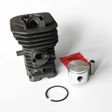 Anillo de pasador de pistón de cilindro de 38MM, compatible con HUSQVARNA 137, motosierra artesana, motosierra