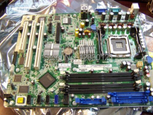 Server Motherboard For XM091 0XM091 CN-0XM091 PowerEdge 840 PE840 RH822 Original Well Tested Working One Year Warranty
