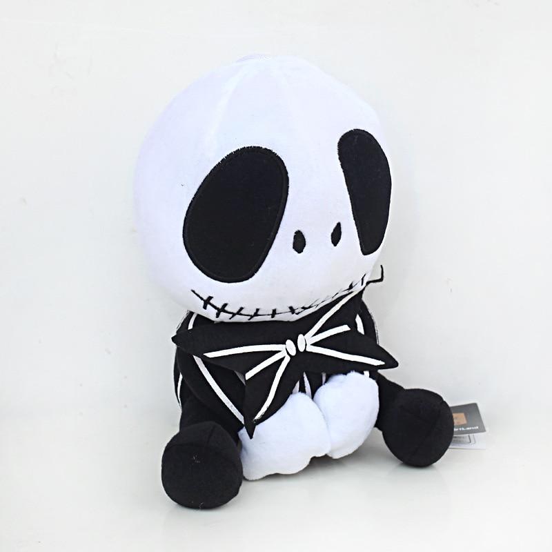 ... Nightmare Before Christmas Jack Skellington Plush Toys Doll Skull Jake Plush  Stuffed. sku  32879460204 e72eeb7146