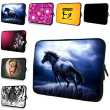 14 14.4 14.2 14.1 inch Laptop Bags Neoprene Free Shipping Sleeve Notebook Accessories Popular Zipper Soft Cover Cases For Dell