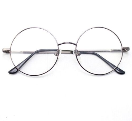 71ee2ce760 Agstum 46mm Round Vintage Harry Potter Eyeglass Reading Glasses ...