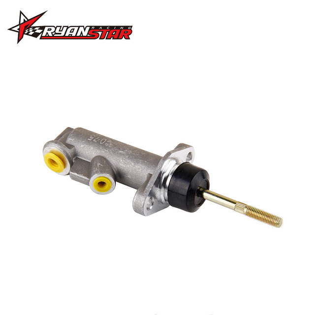 US $4 65 7% OFF|Quality Brake Clutch Master Cylinder 0 75 Bore Remote for  Hydraulic Hydro Handbrake-in Handbrake Switches from Automobiles &