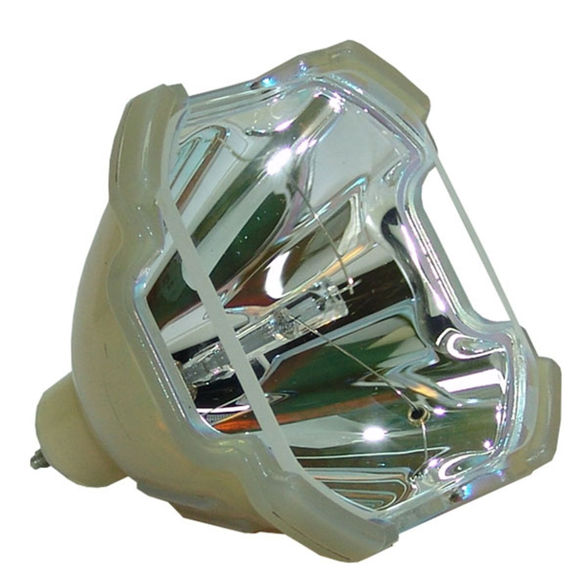 Compatible Bare Bulb LV-LP13 7670A001 for Canon LV-7545 Projector Lamp Bulb without housing compatible bare bulb lv lp30 2481b001 for canon lv 7365 projector lamp bulb without housing