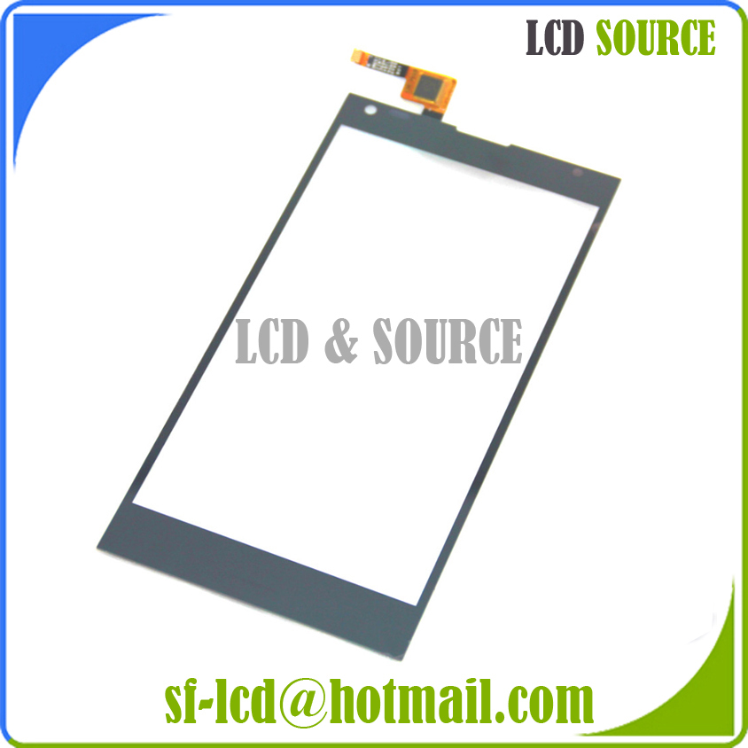NEW Original For 5.5 DOOGEE DG550 Touch Screen Digitizer Sensors Black Replacement Parts Free Shipping