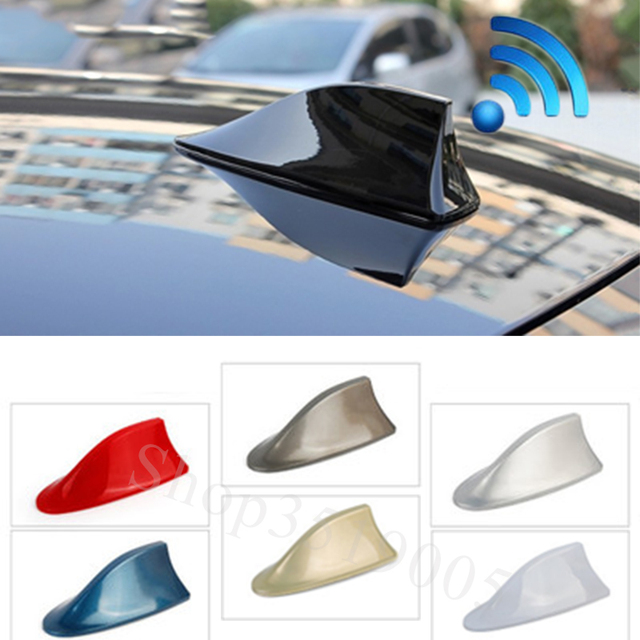 Car Signal Aerials Shark Fin Antenna Accessories For ACURA