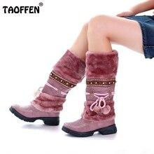 Mulheres Botas Curtas Planas Botas Quentes da Neve do Inverno Bota Moda Calçado de Qualidade Feminina Sapatos Tamanho 35-40 AH053