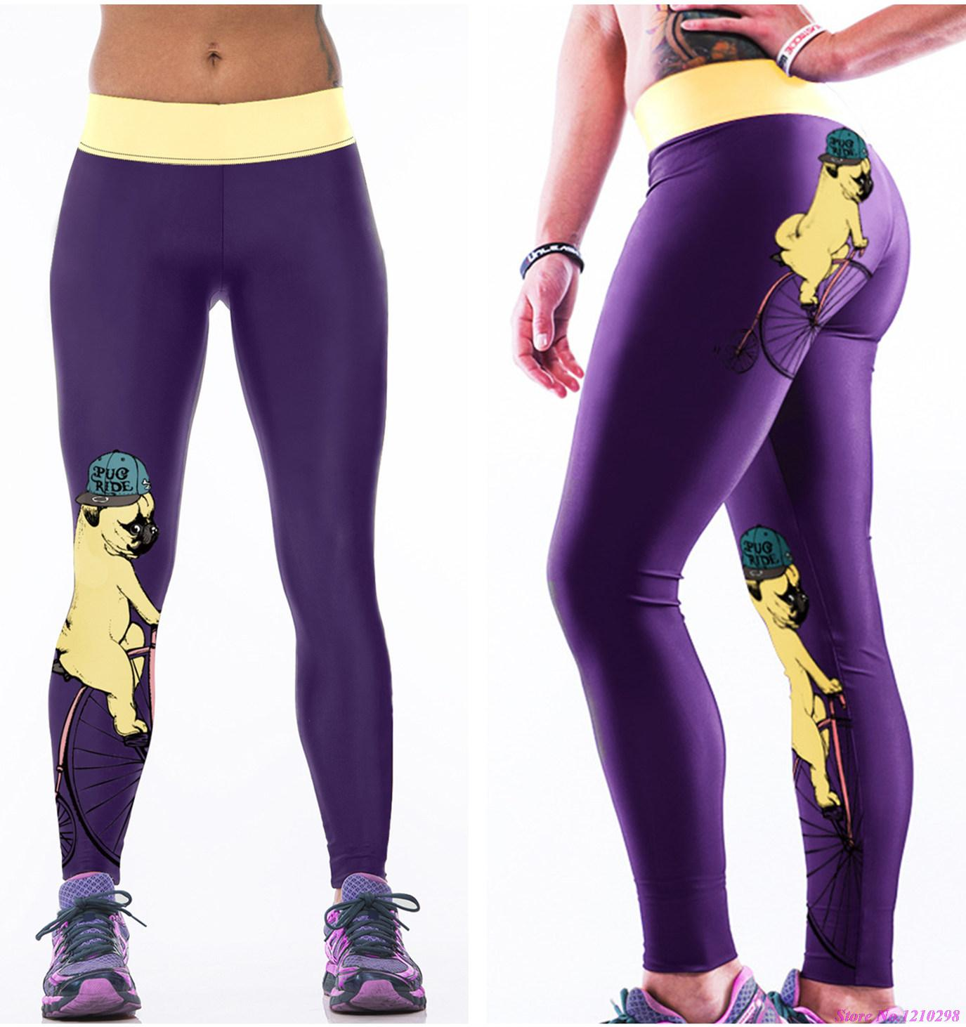 Different Colored Yoga Pants