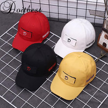 Doitbest 2 to 6 Years old Spring Children Baseball Cap Boy Girl d-label summer Snapback adjustable Kid Hip Hop Hat Sun cap(China)