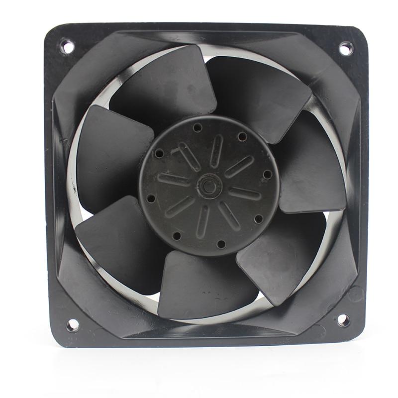 SXDOOL 2750M 15CM 16055 220V TYPE 2750M full metal server inverter cooling fan cabinet fan unit 4 220v server ctate frame type fan power amplifier ventilate cooling fan