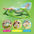 2016 hot sale baby eat chair baby chairs multi-function folding portable kids chair to eat play and chair seats